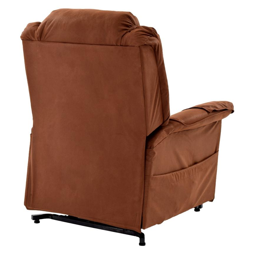 Soother Tan Power-Lift Recliner by Catnapper  alternate image, 5 of 9 images.
