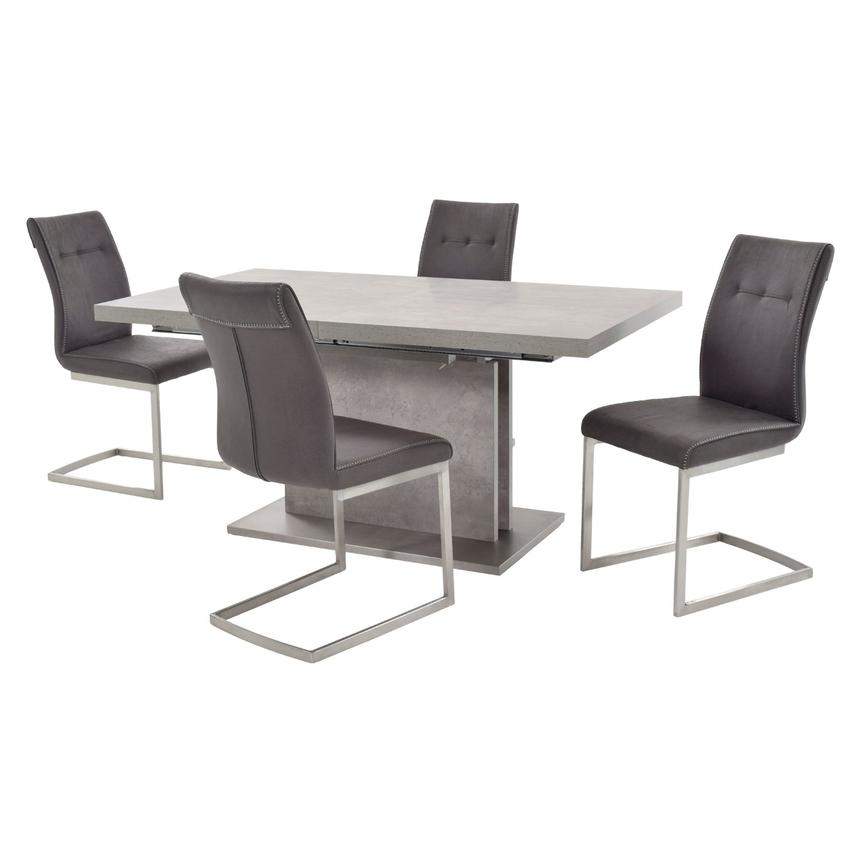 Kalinda 5-Piece Formal Dining Set  main image, 1 of 15 images.