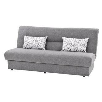 futon sofa bed. Regata Gray Futon W/Storage Sofa Bed