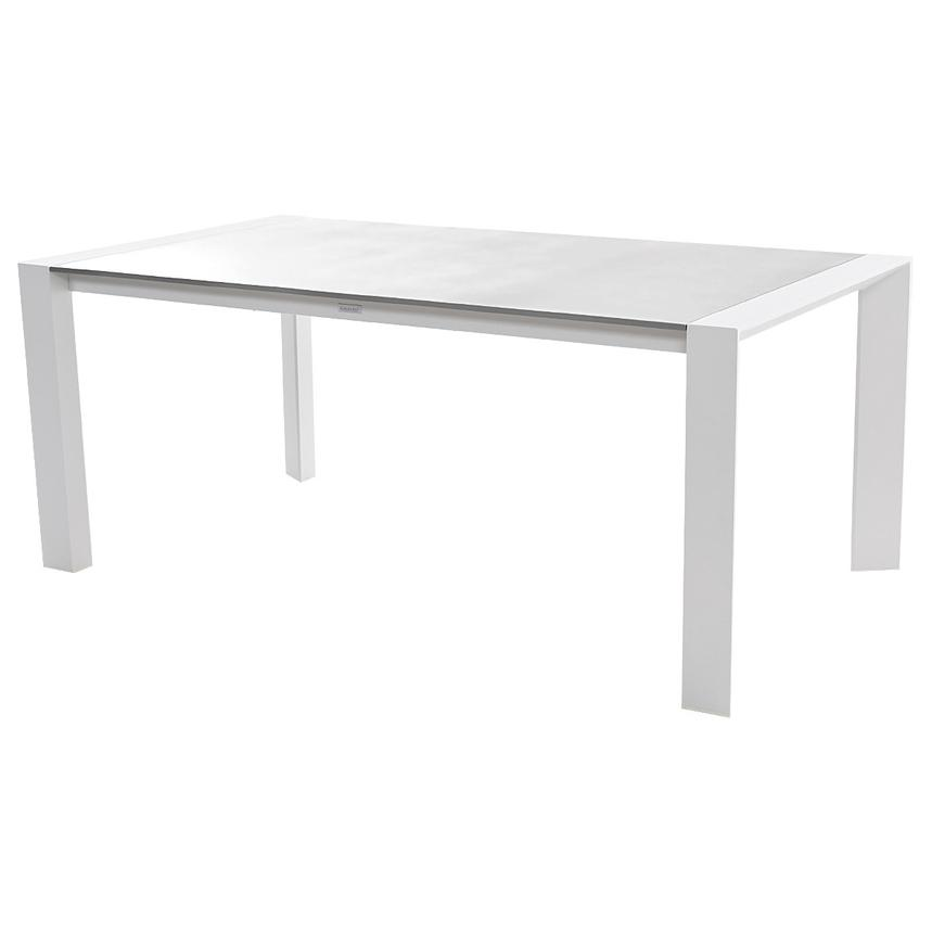 Mykonos Gray Rectangular Dining Table  main image, 1 of 3 images.