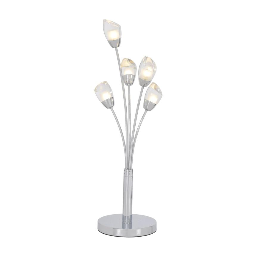 Flowers table lamp main image 1 of 4 images