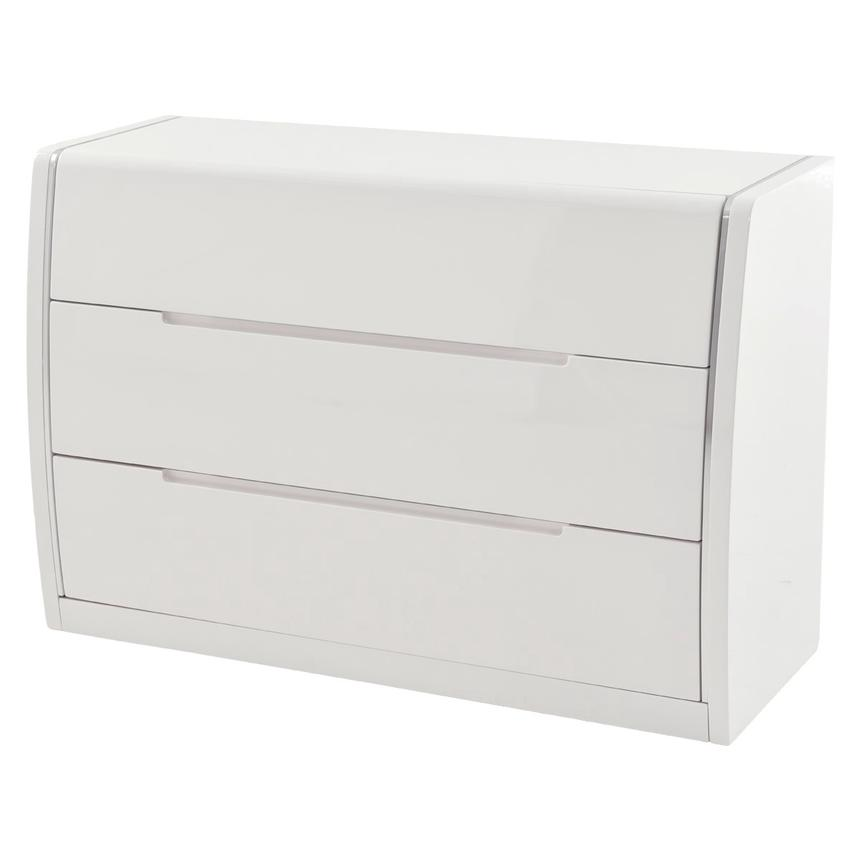 Benton White Dresser  main image, 1 of 7 images.