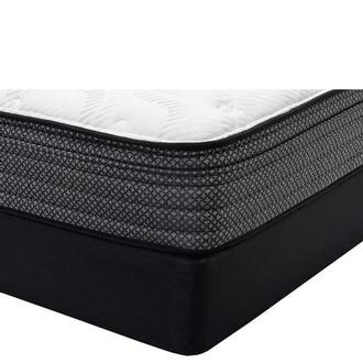 McClellan ET King Mattress w/Regular Foundation