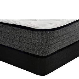 Lovely Isle TT Twin XL Mattress w/Low Foundation