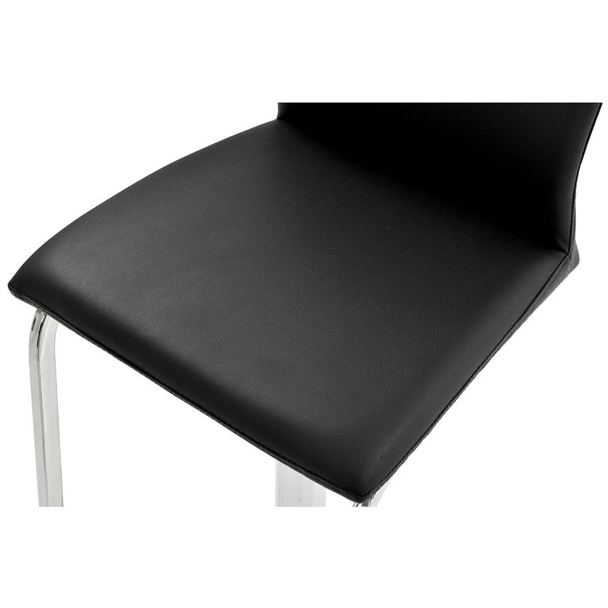 Colette Black Adjustable Stool  alternate image, 5 of 6 images.