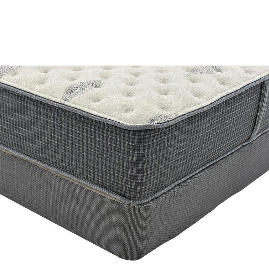 Bay Point Full Mattress w/Regular Foundation by Simmons Beautyrest Silver  main image, 1 of 4 images.