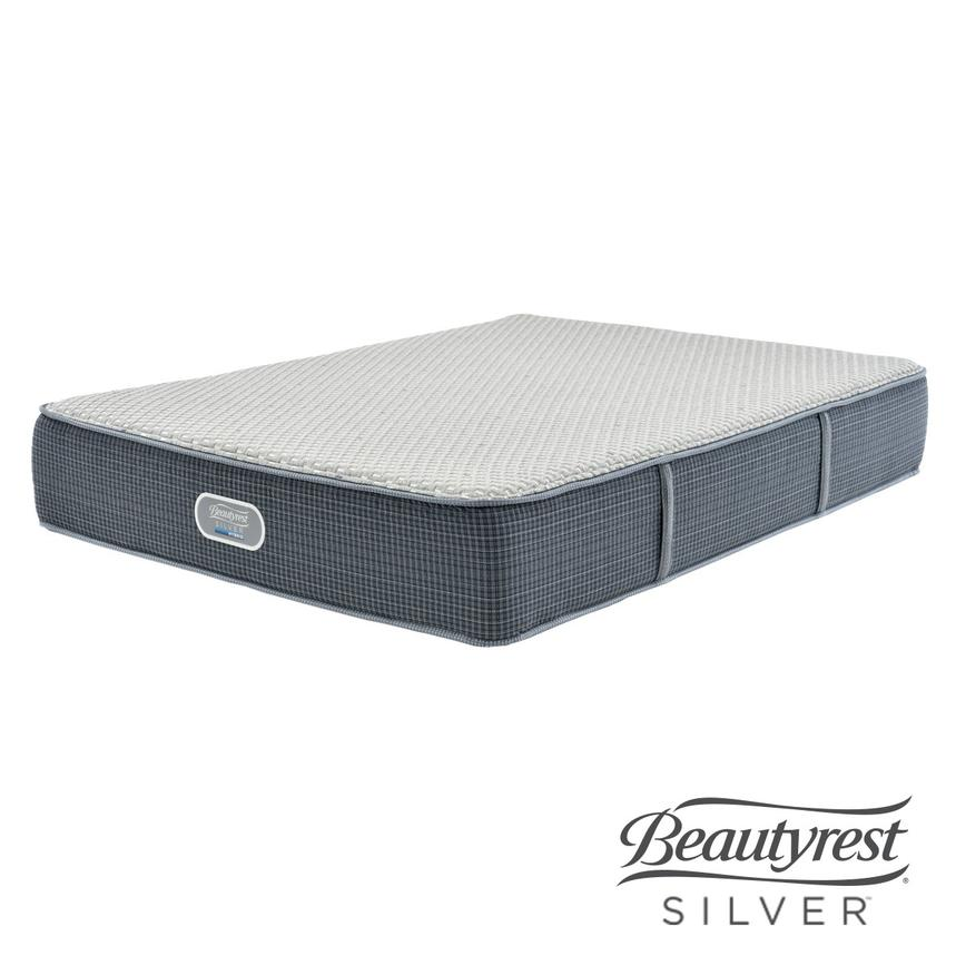Marshall HB Twin XL Mattress by Simmons Beautyrest Silver  main image, 1 of 5 images.