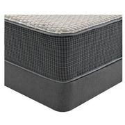 New London HB Full Mattress w/Low Foundation by Simmons Beautyrest Silver  alternate image, 2 of 5 images.