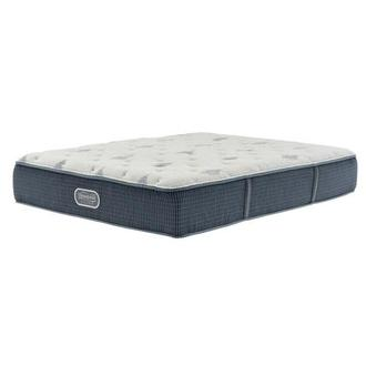 Bay Point Queen Mattress by Simmons Beautyrest Silver