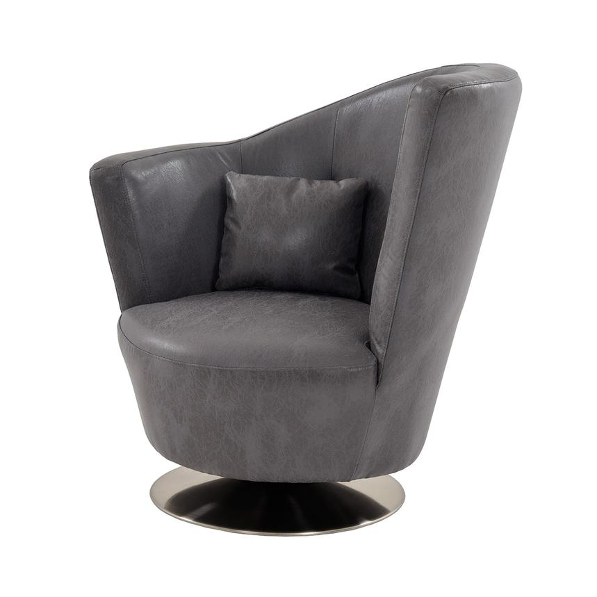 Linus Swivel Accent Chair El Dorado Furniture