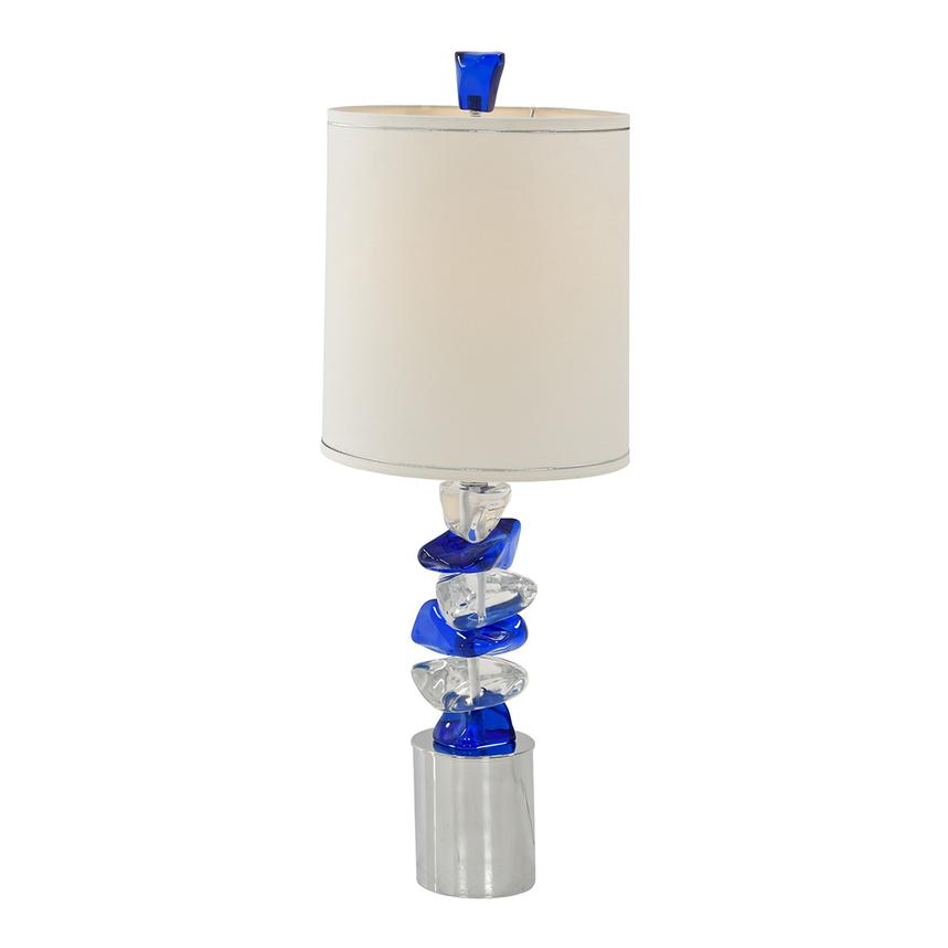 Rolling Rock Table Lamp  main image, 1 of 5 images.