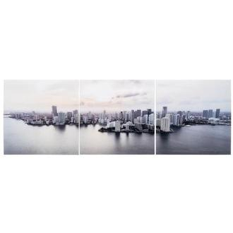 Edifici Set of 3 Acrylic Wall Art