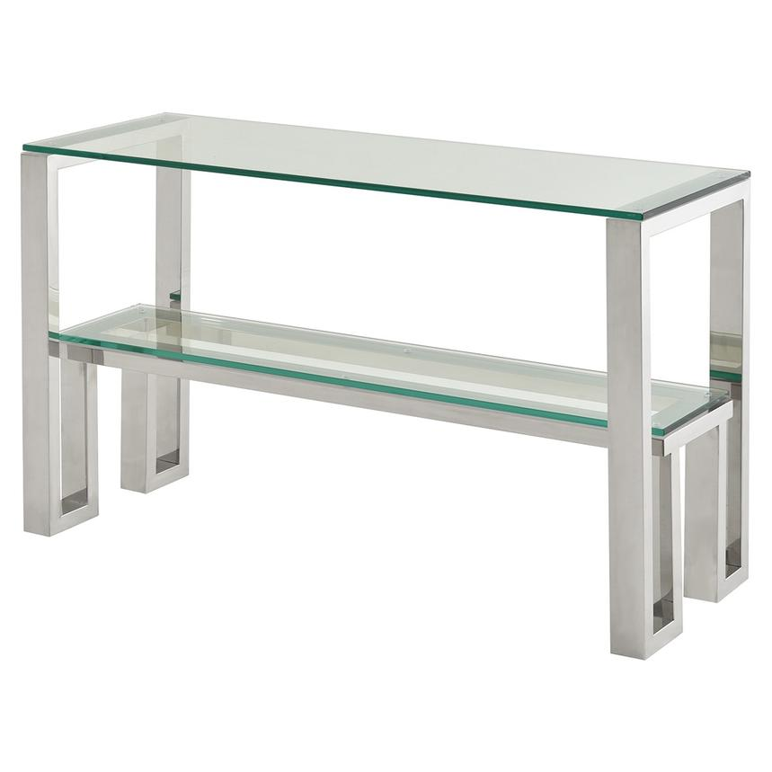 Illusion Console Table  main image, 1 of 5 images.