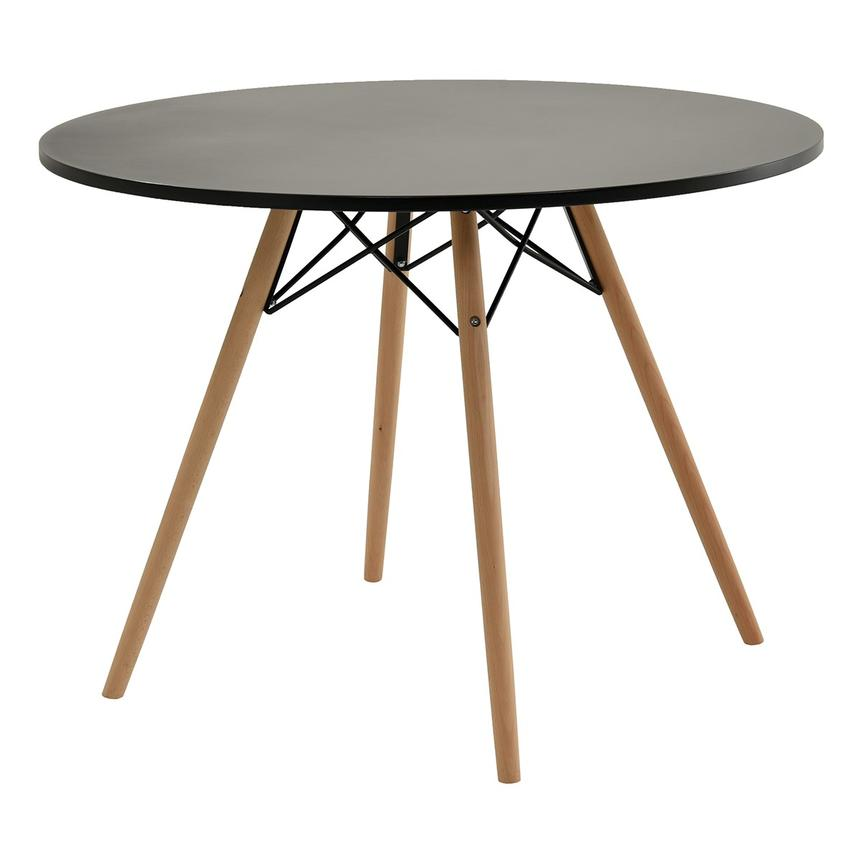 Annette Round Dining Table  main image, 1 of 4 images.