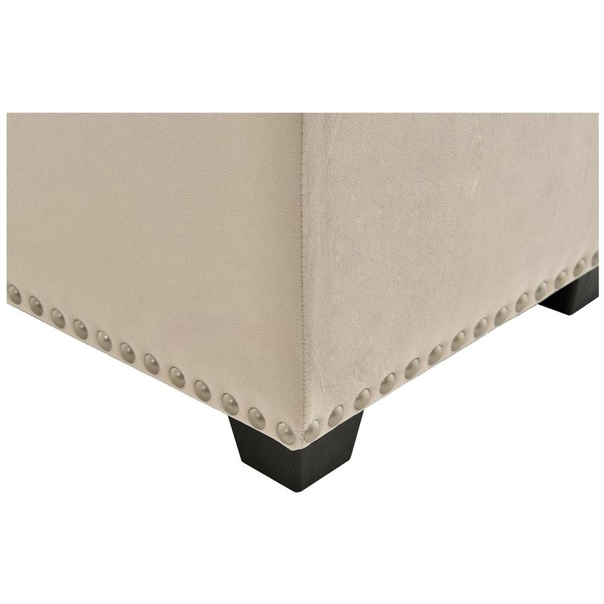 Majestic Beige Storage Bench  alternate image, 6 of 6 images.