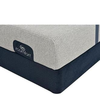 iComfort Blue 100 King Mattress w/Low Foundation by Serta