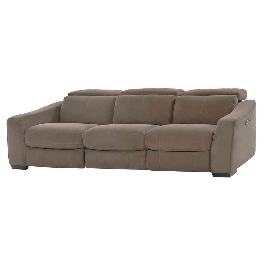 Jameson Brown Oversized Sofa  main image, 1 of 8 images.