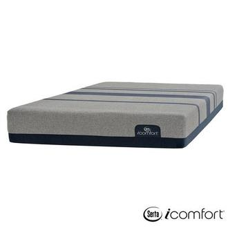 iComfort Blue Max 1000 Cushion Firm Queen Mattress by Serta