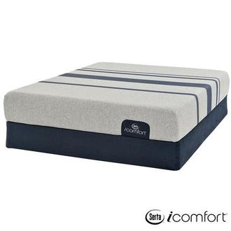 iComfort Blue 100 Full Mattress w/Low Foundation by Serta