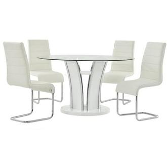 Dash 5-Piece Casual Dining Set