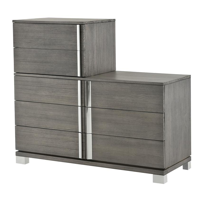 Venezia Gray Dresser Made in Brazil  main image, 1 of 6 images.