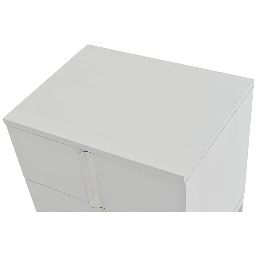 Venezia White Nightstand Made in Brazil  alternate image, 5 of 8 images.