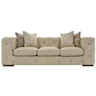 Valeria Leather Sofa