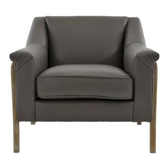 Exceptionnel Dana Leather Accent Chair