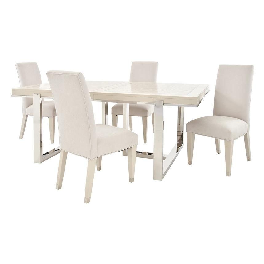 Cydney 5-Piece Formal Dining Set  main image, 1 of 15 images.