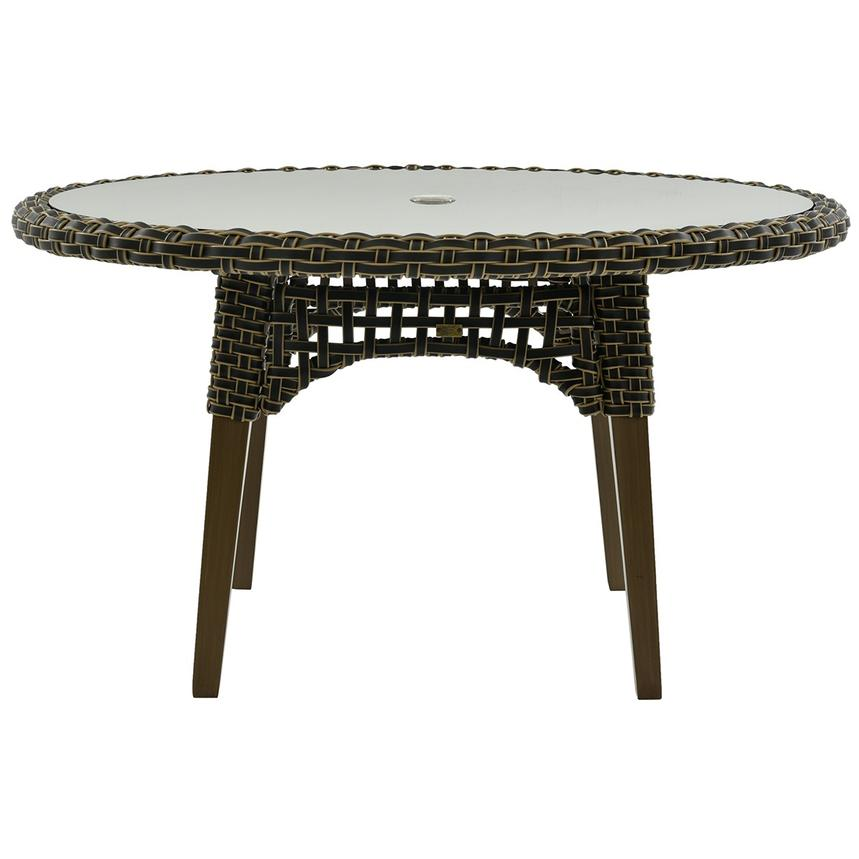 Fortuna Round Dining Table  main image, 1 of 4 images.