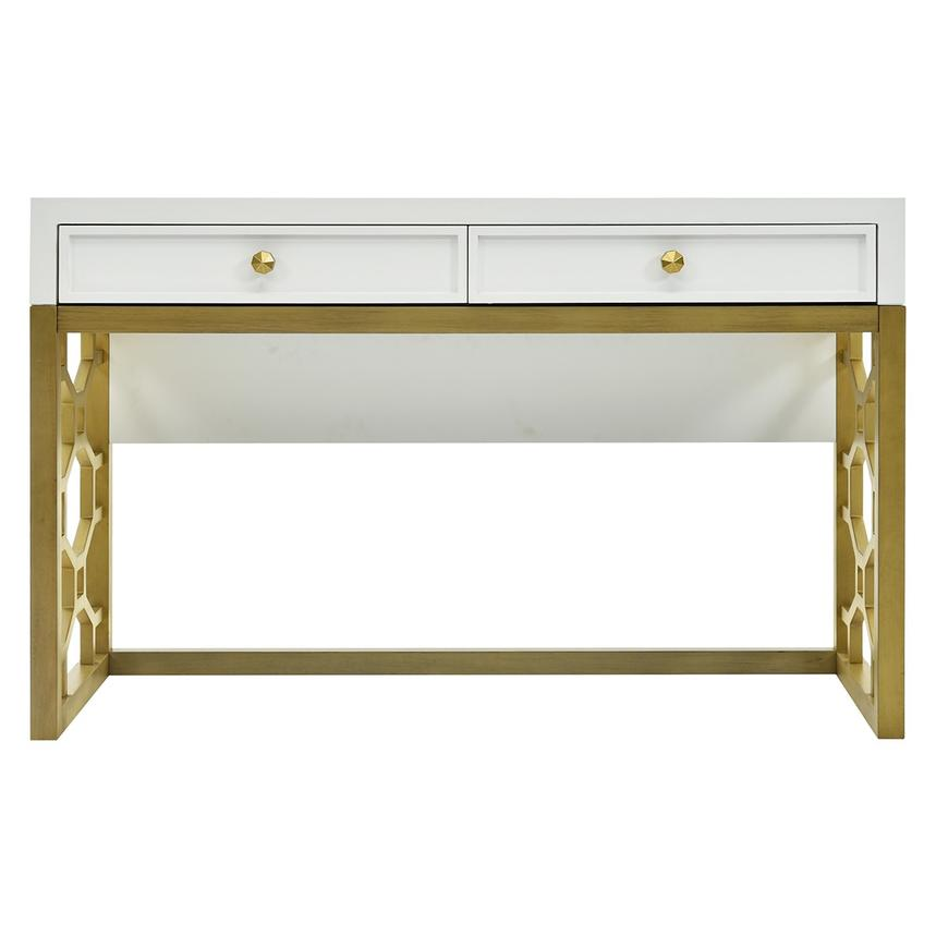 Rachael Ray's Uptown Vanity Desk  main image, 1 of 9 images.