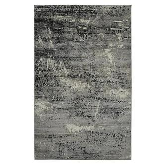 Enco Gray 5' x 8' Area Rug