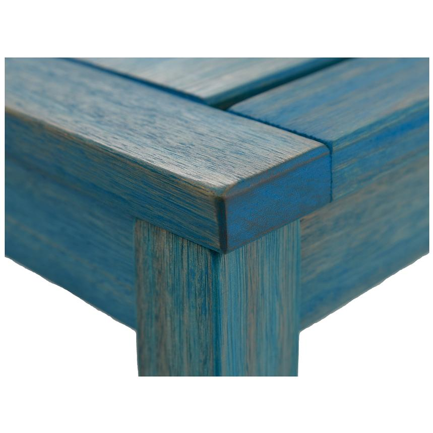 Jane Blue Coffee Table Made in Brazil  alternate image, 5 of 5 images.