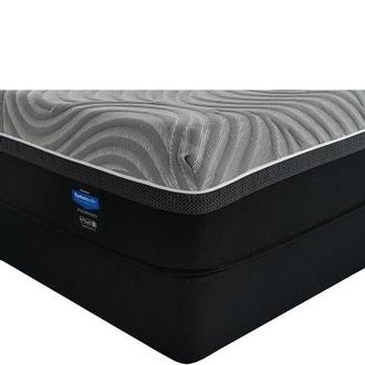 Copper II Twin XL Mattress w/Low Foundation by Sealy Posturepedic Hybrid