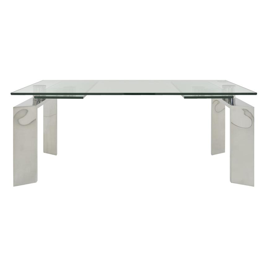 Melsar Extendable Dining Table  main image, 1 of 6 images.