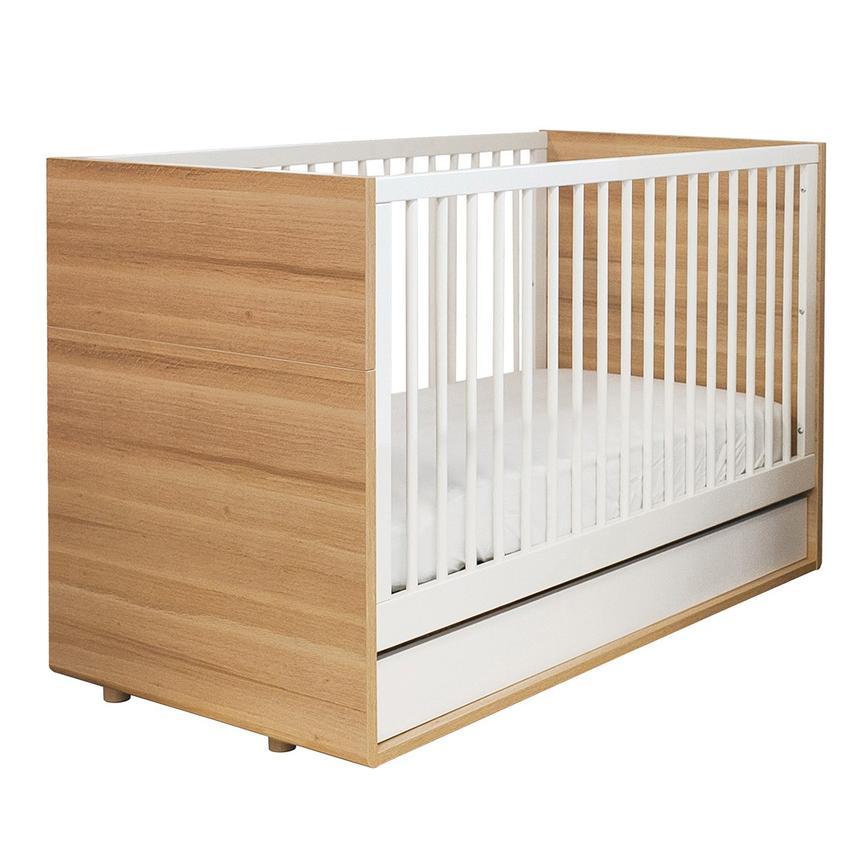 Tino White Crib Main Image, 1 Of 3 Images.