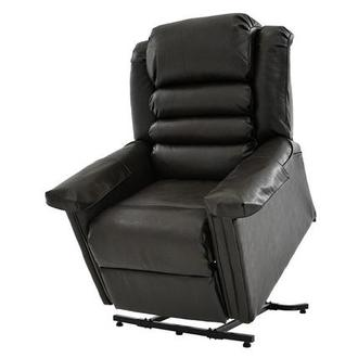 Soother Brown Power-Lift Recliner by Catnapper