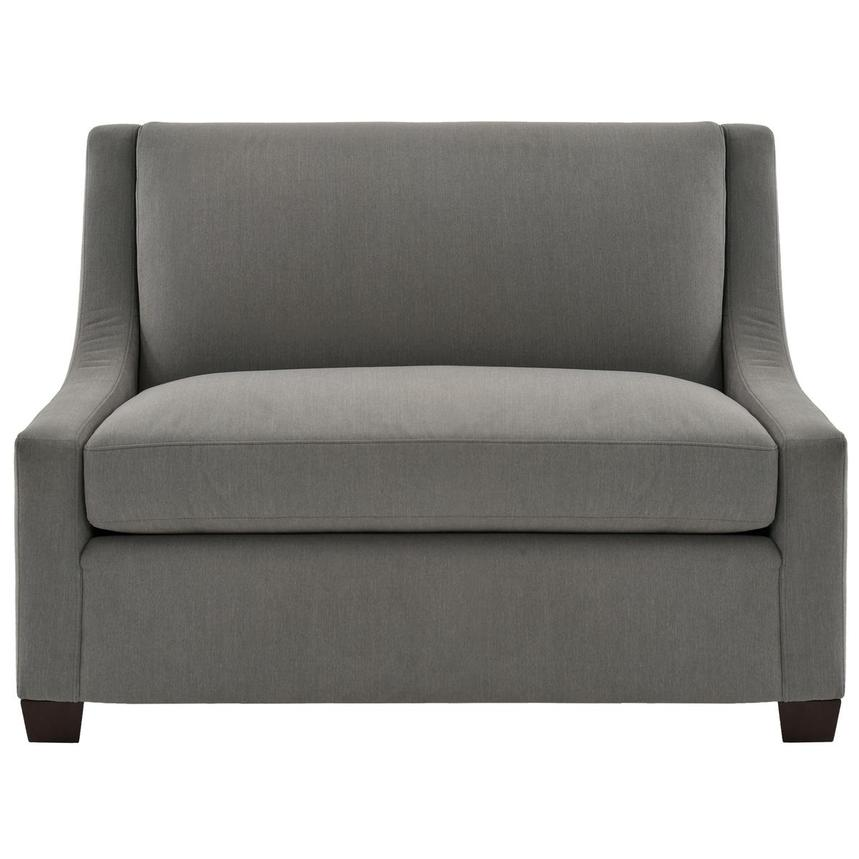Klein Gray Sleeper Chair  main image, 1 of 7 images.