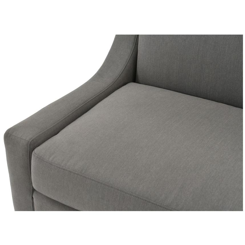 Klein Gray Sleeper Chair  alternate image, 6 of 7 images.