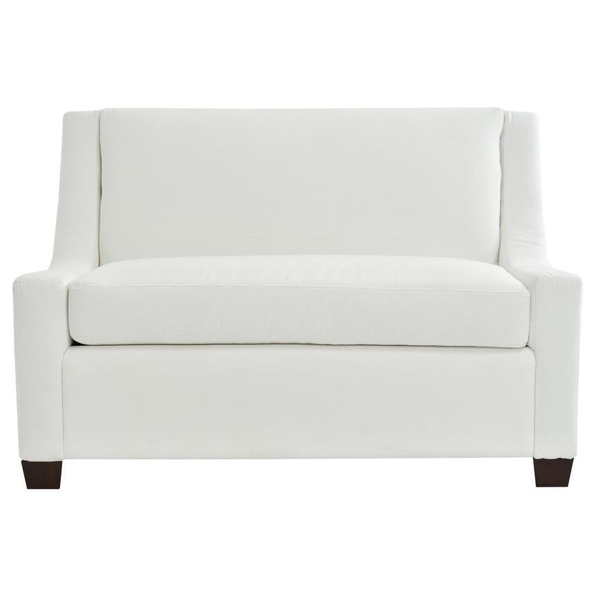 Klein White Sleeper Chair  main image, 1 of 5 images.