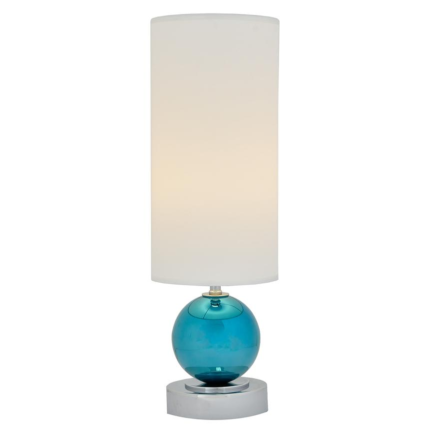Blue world table lamp main image 1 of 4 images