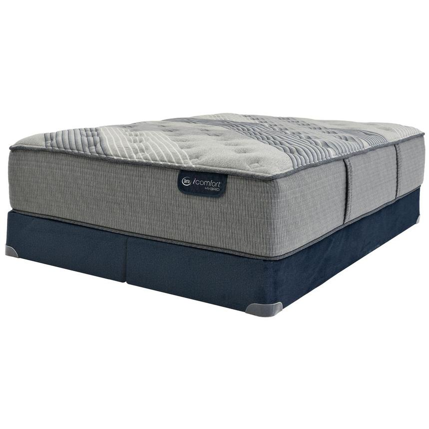 Fusion 1000 King Mattress w/Low Foundation by Serta  main image, 1 of 4 images.