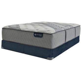 Fusion 1000 King Mattress w/Low Foundation by Serta