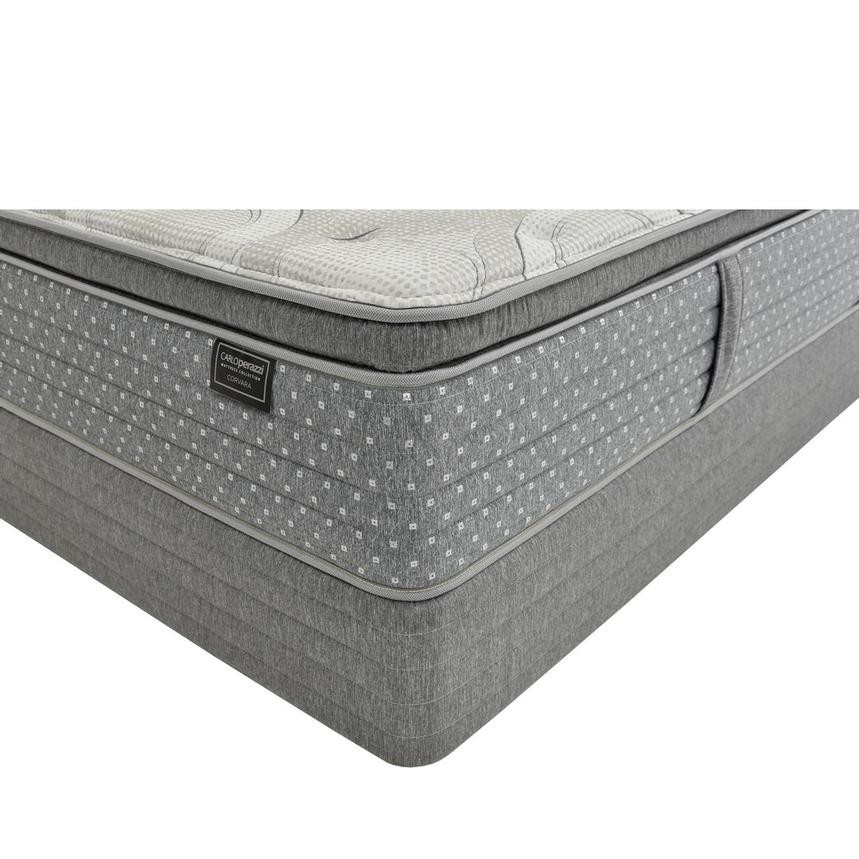 Corvara Twin Mattress w/Regular Foundation by Carlo Perazzi  main image, 1 of 4 images.