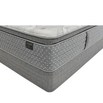 Corvara Queen Mattress w/Regular Foundation by Carlo Perazzi
