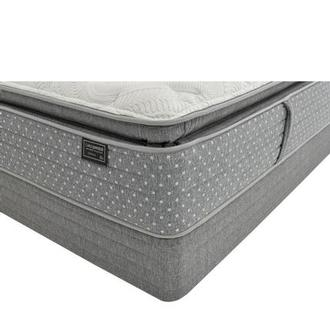 Karina iFlex Queen Mattress w/Low Foundation by Carlo Perazzi