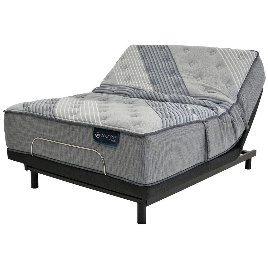 Fusion 1000 King Mattress w/Essentials III Powered Base by Serta  main image, 1 of 5 images.
