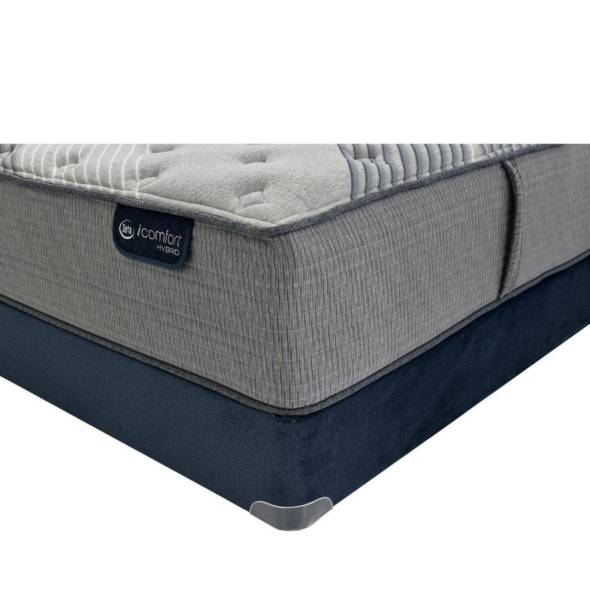 Fusion 1000 Queen Mattress w/Regular Foundation by Serta  main image, 1 of 5 images.