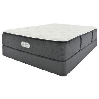 Beacon Hill TT Full Mattress w/Regular Foundation by Simmons Beautyrest Platinum