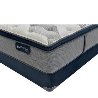 Fusion 300 PT Full Mattress w/Regular Foundation by Serta